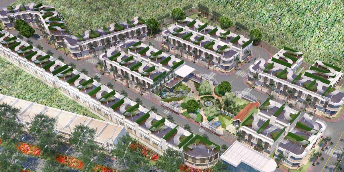 Khu dân cư đô thị Tân Hiệp