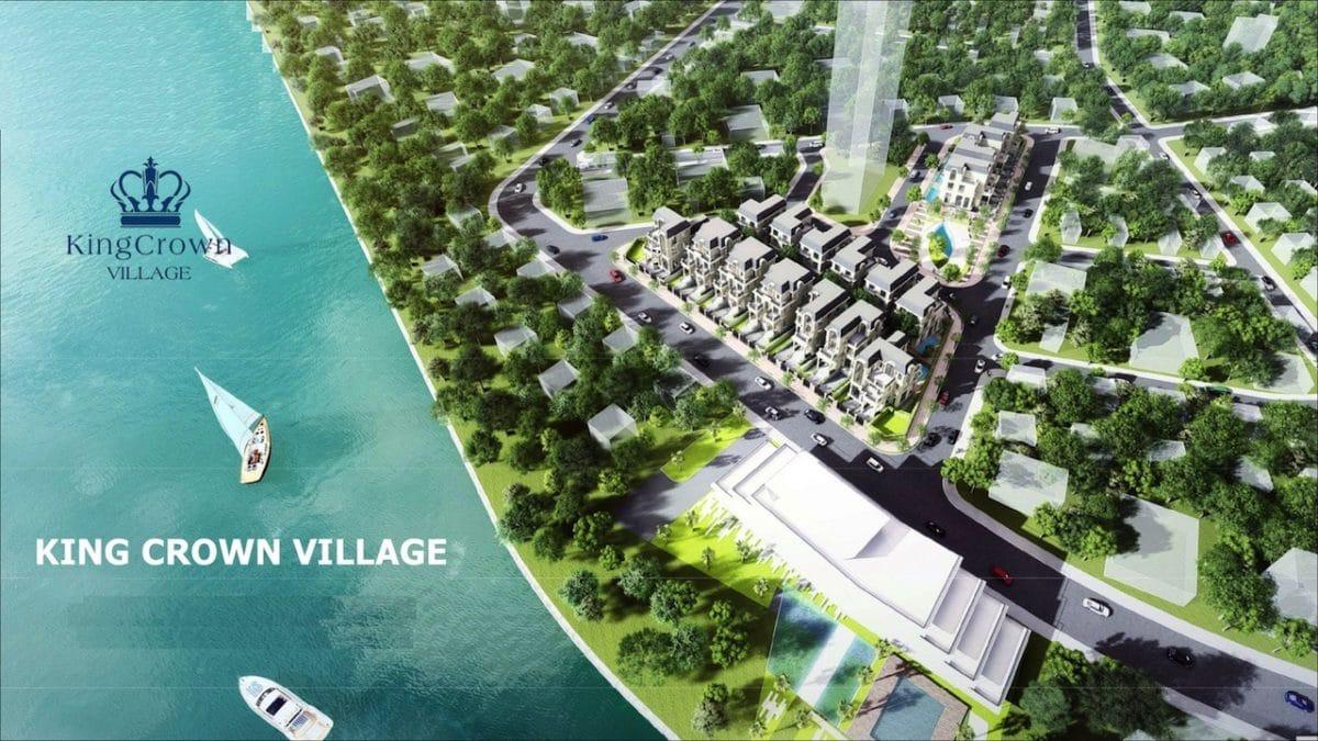 Dự án King Crown Village Thảo Điền