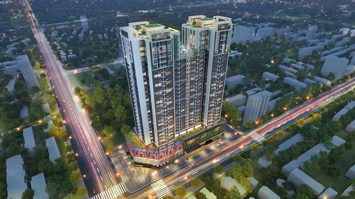 Dự án Căn hộ Chung cư Park View Apartment Quận 11