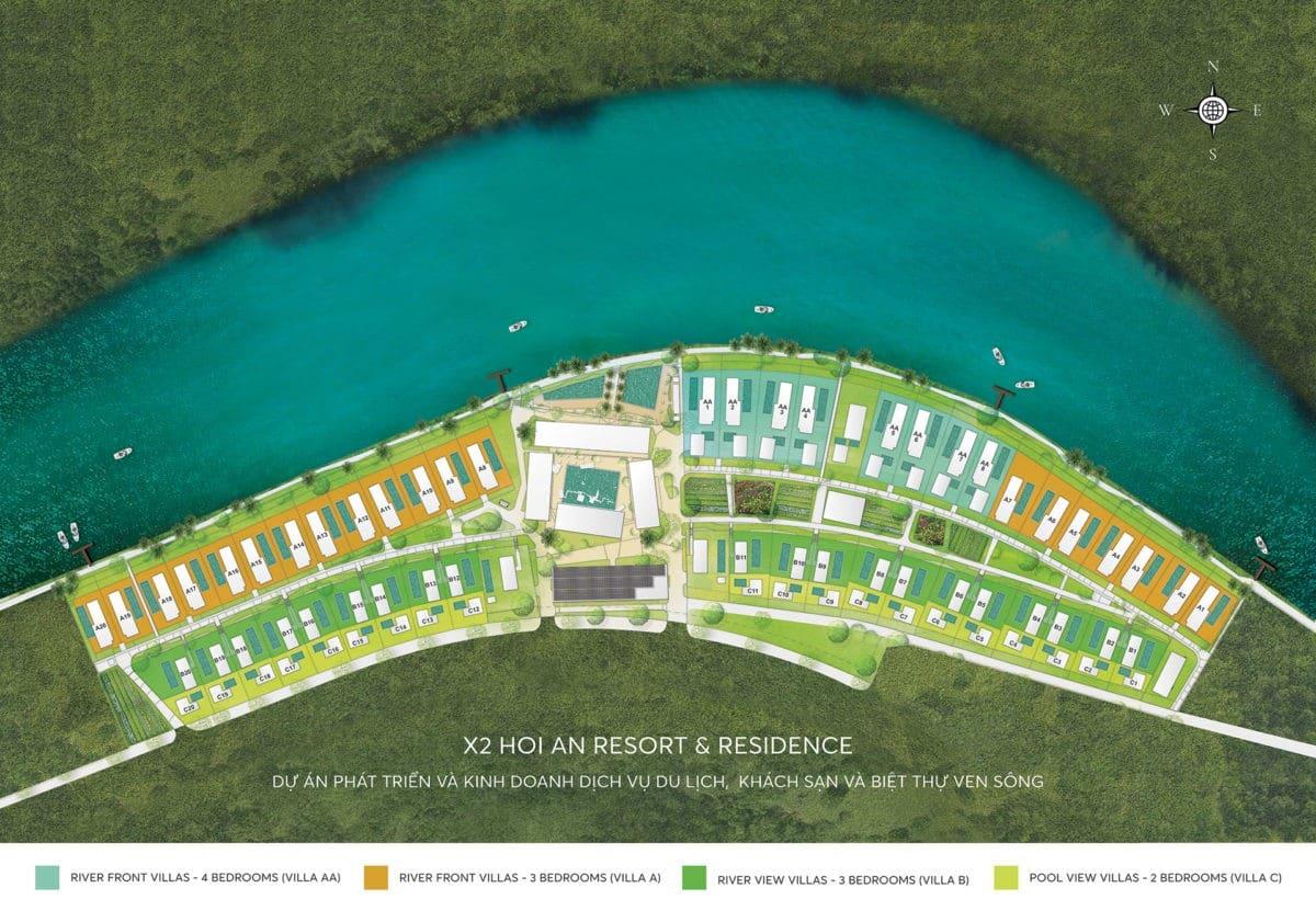 X2 Hoi An Resort Residence - DỰ ÁN X2 HỘI AN RESORT & RESIDENCE