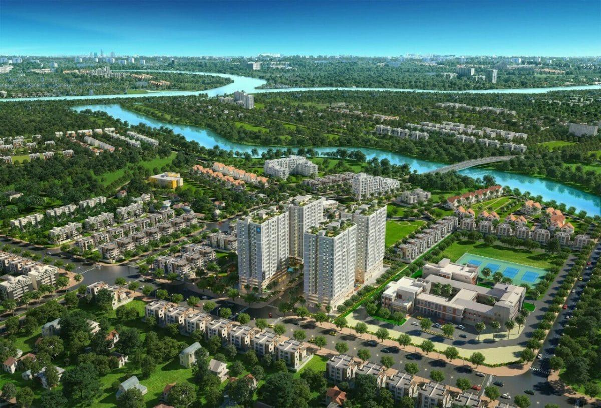 Dự án Orchid Park Phú Xuân Nhà Bè