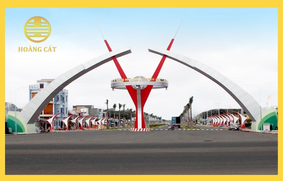 Khu đô thị Hoàng Cát Center Bình Phước