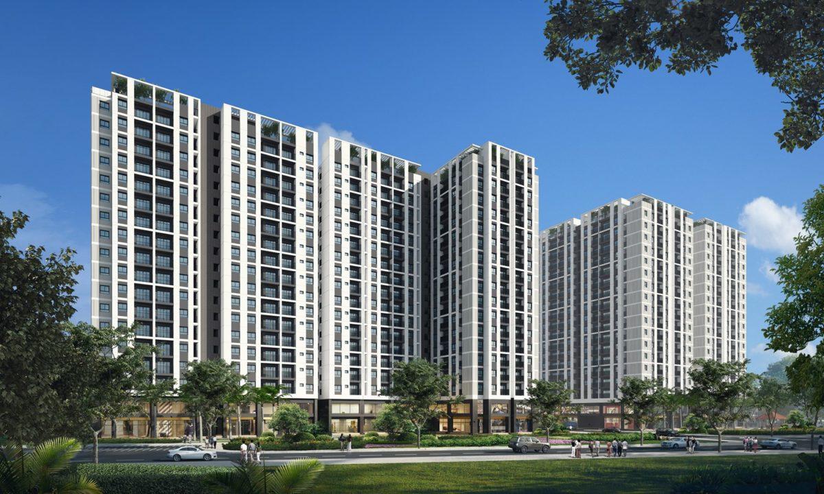 Dự án Căn hộ Chung cư CTL Tower Quận 12