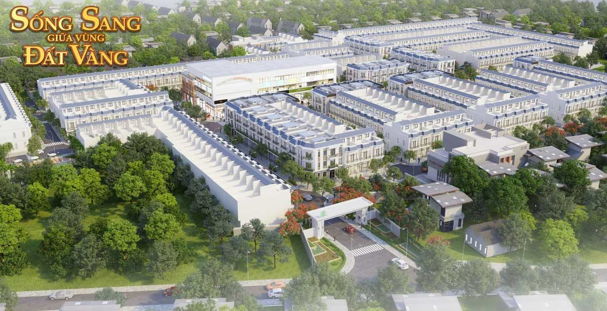 Dự án Khu đô thị Thắng Lợi Central Hill