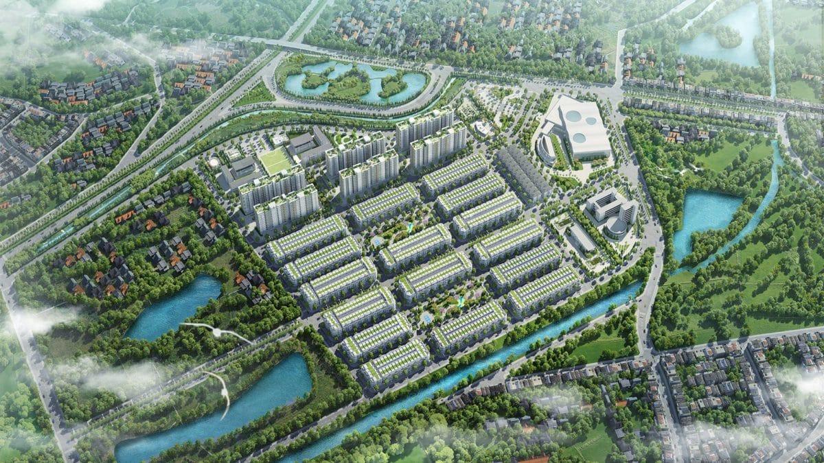 Dự án Khu đô thị Him Lam Green Park Bắc Ninh