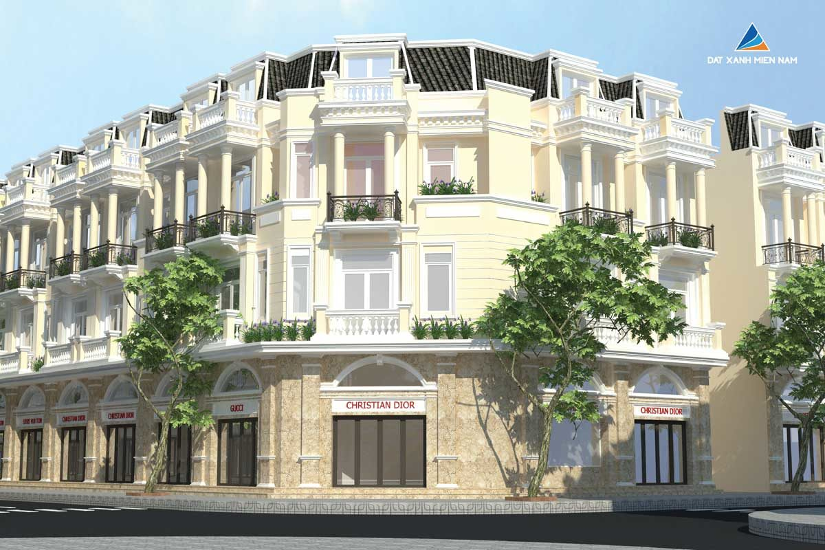 khu nha pho thuong mai loc phat residence thuan giao - DỰ ÁN LỘC PHÁT RESIDENCE BÌNH DƯƠNG