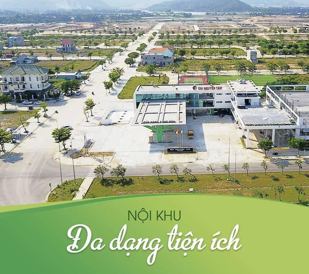Tiện ích nội khu Dự án Golden Hills Đà Nẵng