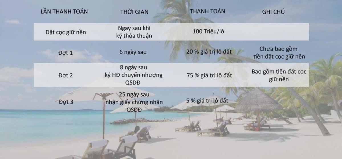 phuong thuc thanh toan cam lam diamond - DỰ ÁN CAM LÂM DIAMOND CAM RANH