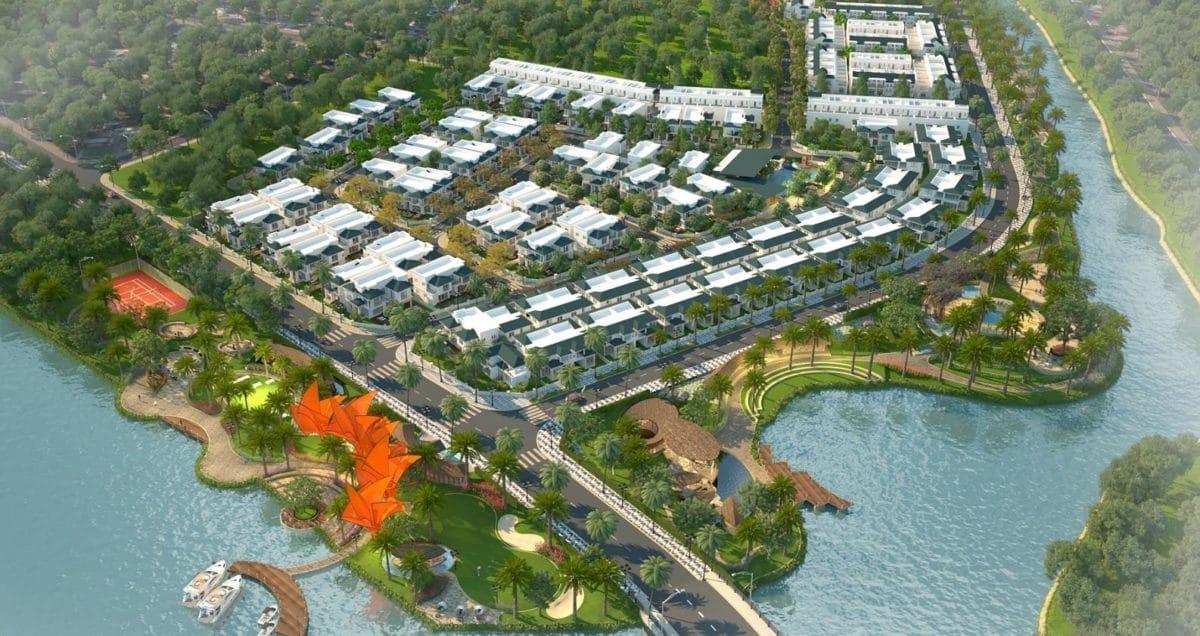 Dự án Senturia Vườn Lài