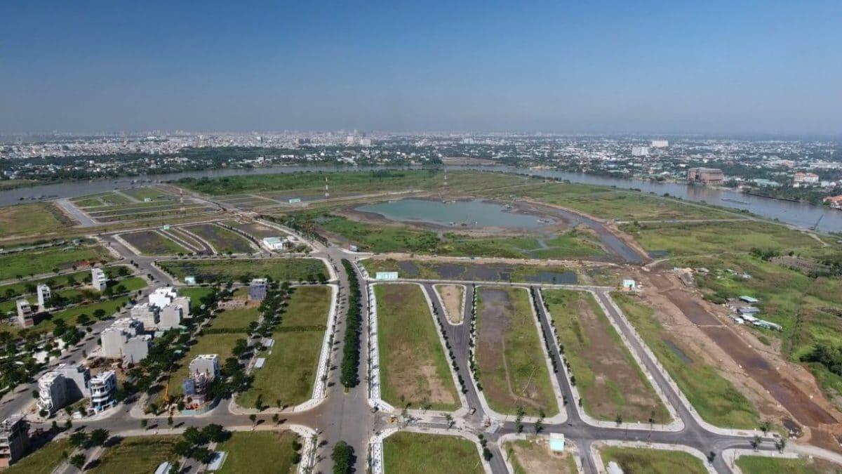 Thống kê các Dự án Đất nền tại Hóc Môn