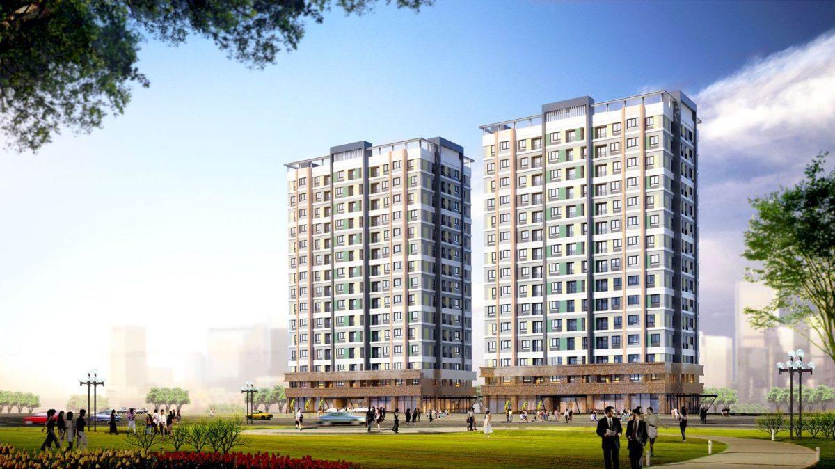 Dự án Căn hộ Raemian Đông Thuận Quận 12