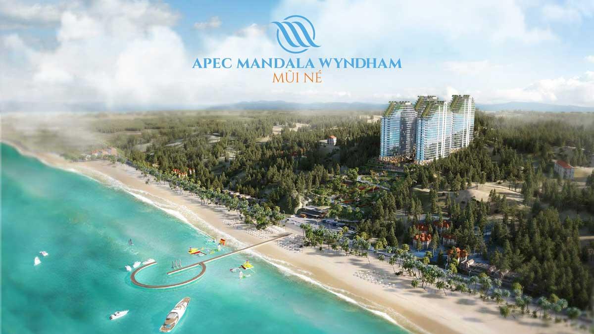 Dự án Căn hộ Apec Mandala Wyndham Mũi Né
