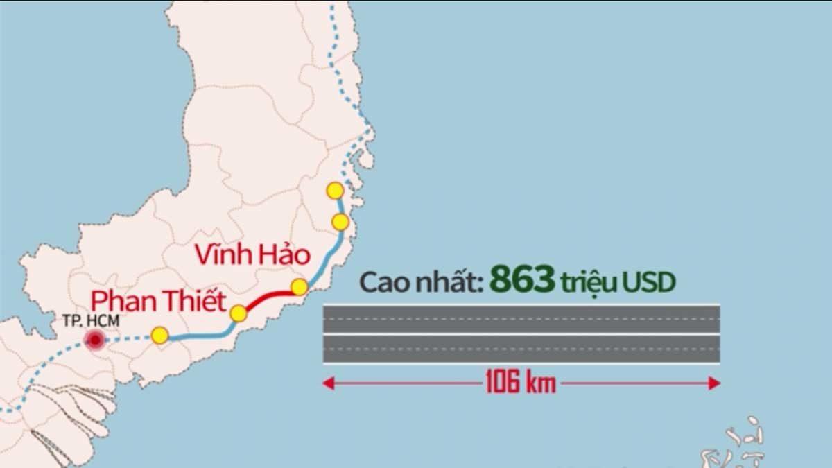 Cao tốc Vĩnh Hảo - Phan Thiết