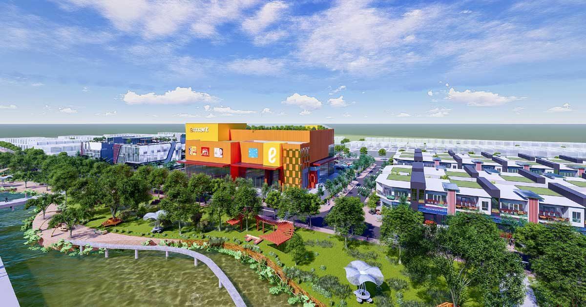 khu cong vien doc song bac lieu cua du an bac lieu riverside commercial zone - DỰ ÁN BẠC LIÊU RIVERSIDE COMMERCIAL ZONE