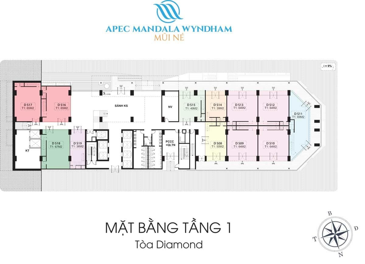 mat-bang-tang-1-toa-Diamond-du-an-apec-mui-ne