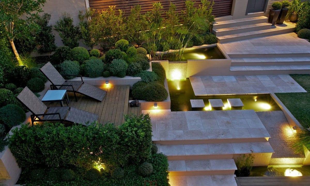 Thiết kế Căn hộ sân vườn Dự án Sun Garden Đà Lạt