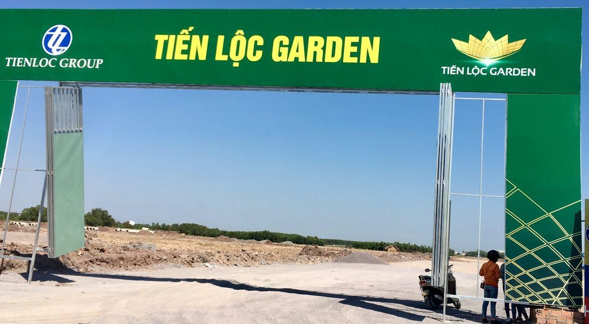 thực tế tiến lộc garden 1 - DỰ ÁN KHU DÂN CƯ TIẾN LỘC GARDEN NHƠN TRẠCH