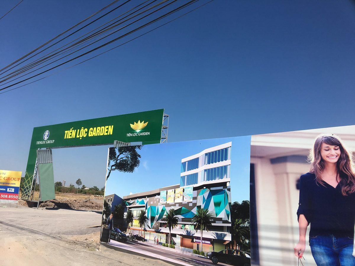 thực tế tiến lộc garden 2 - DỰ ÁN KHU DÂN CƯ TIẾN LỘC GARDEN NHƠN TRẠCH