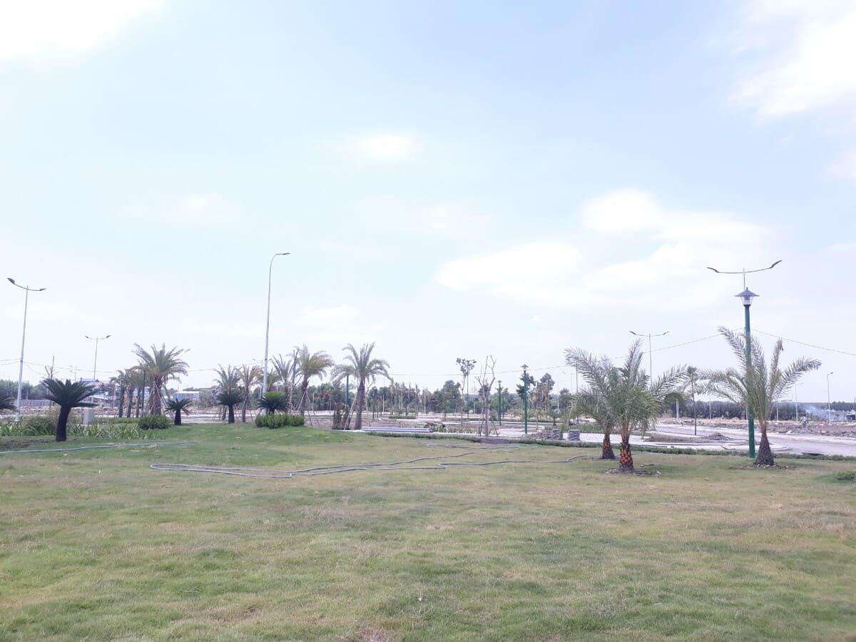 tien do cua tien loc garden thang 5 2020 - DỰ ÁN KHU DÂN CƯ TIẾN LỘC GARDEN NHƠN TRẠCH