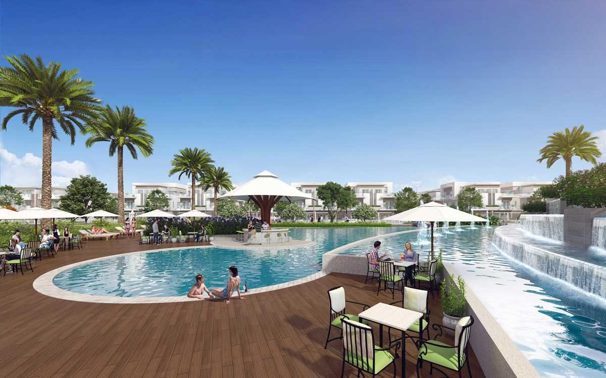 Hồ bơi Dự án Nhà phố - Biệt thự Phước Bình Home