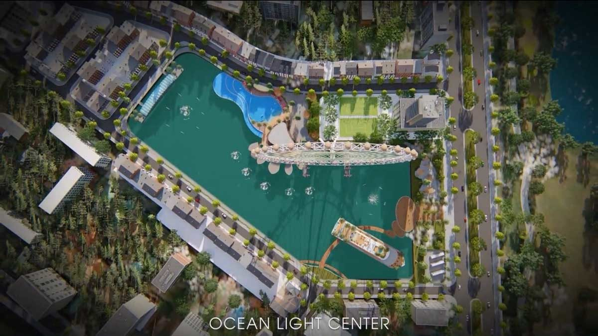 Tiện ích nội khu Dự án Ocean Light Center Phan Thiết