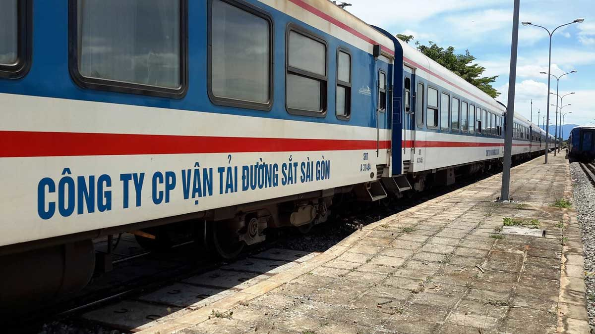 Tuyến tàu lửa 5 sao Sài Gòn – Phan Thiết