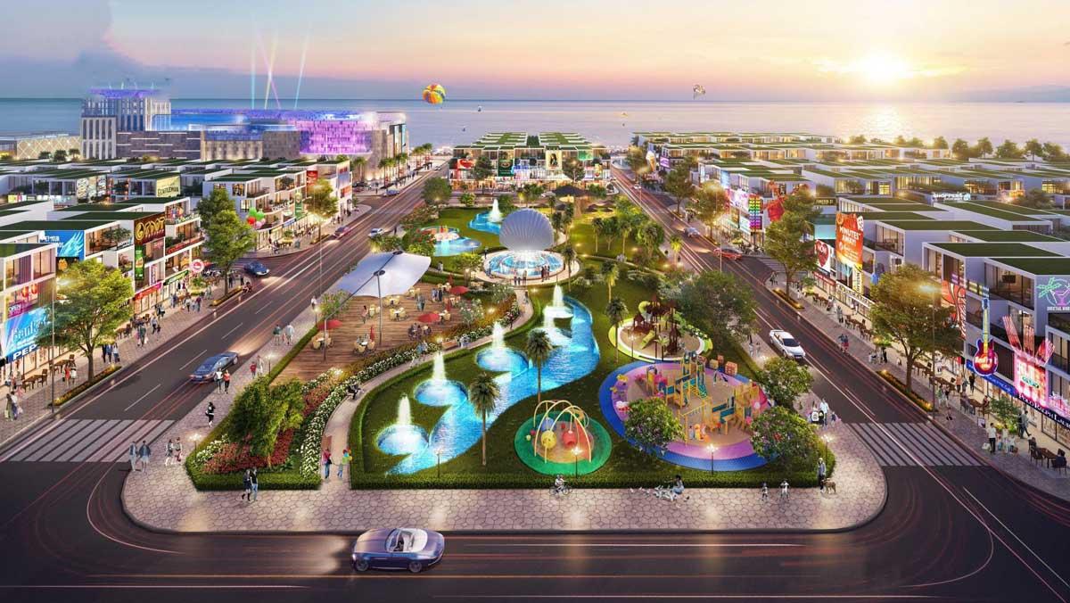Khu cong vien bien Queen Pearl Marina Complex Lagi - Khu-công-viên-biển-Queen-Pearl-Marina-Complex-Lagi