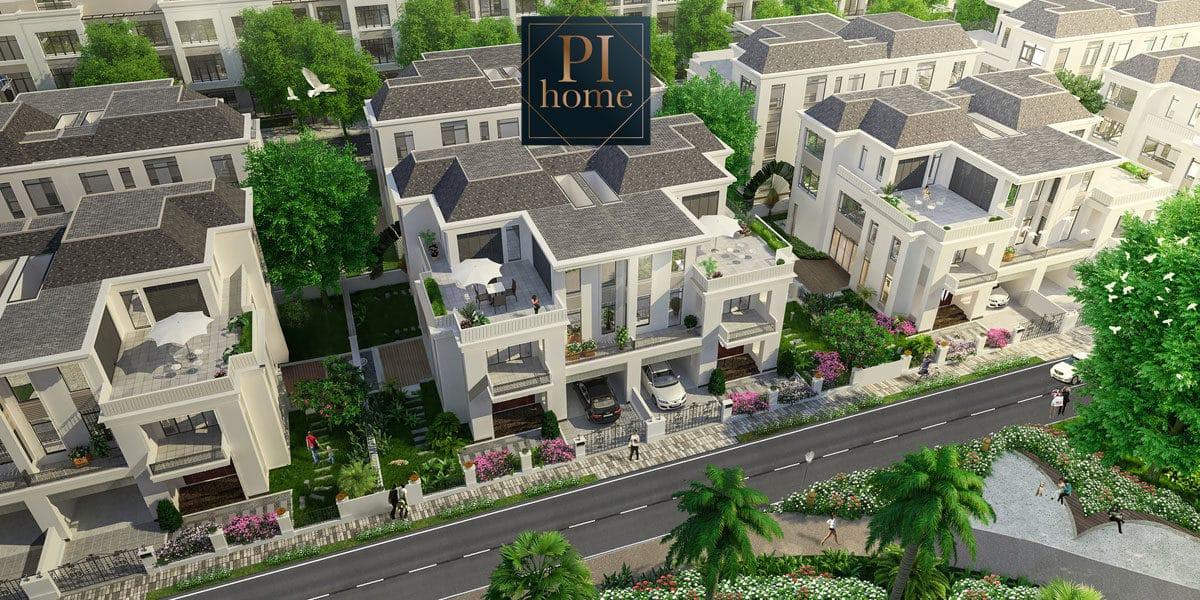 Biệt thự Pi Home An Phú Đông Q12