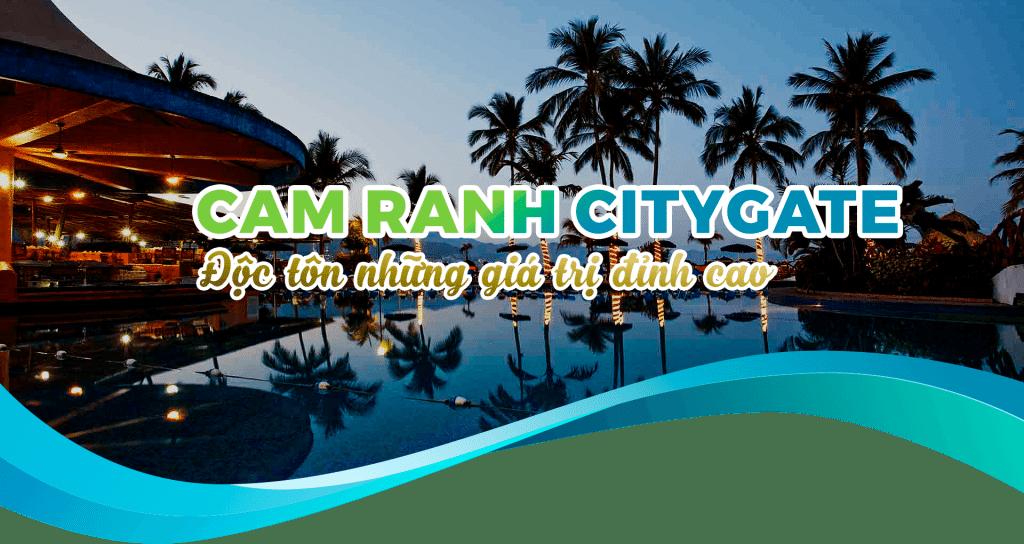 Cam Ranh City Gate