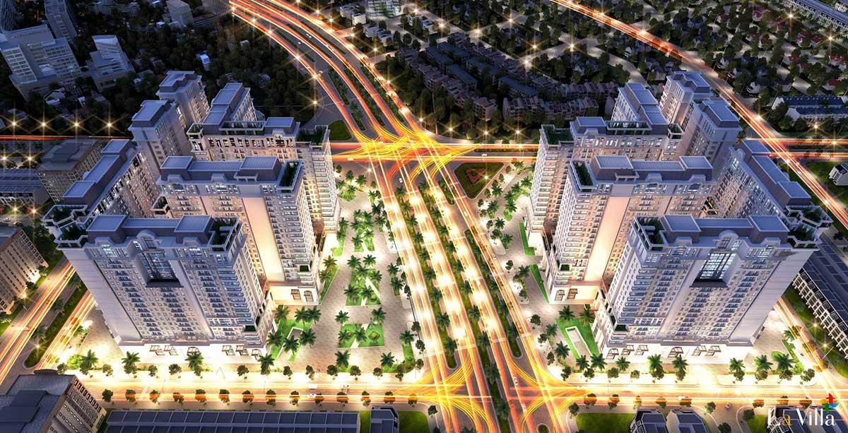 can ho lavilla green city - DỰ ÁN LAVILLA GREEN CITY LONG AN