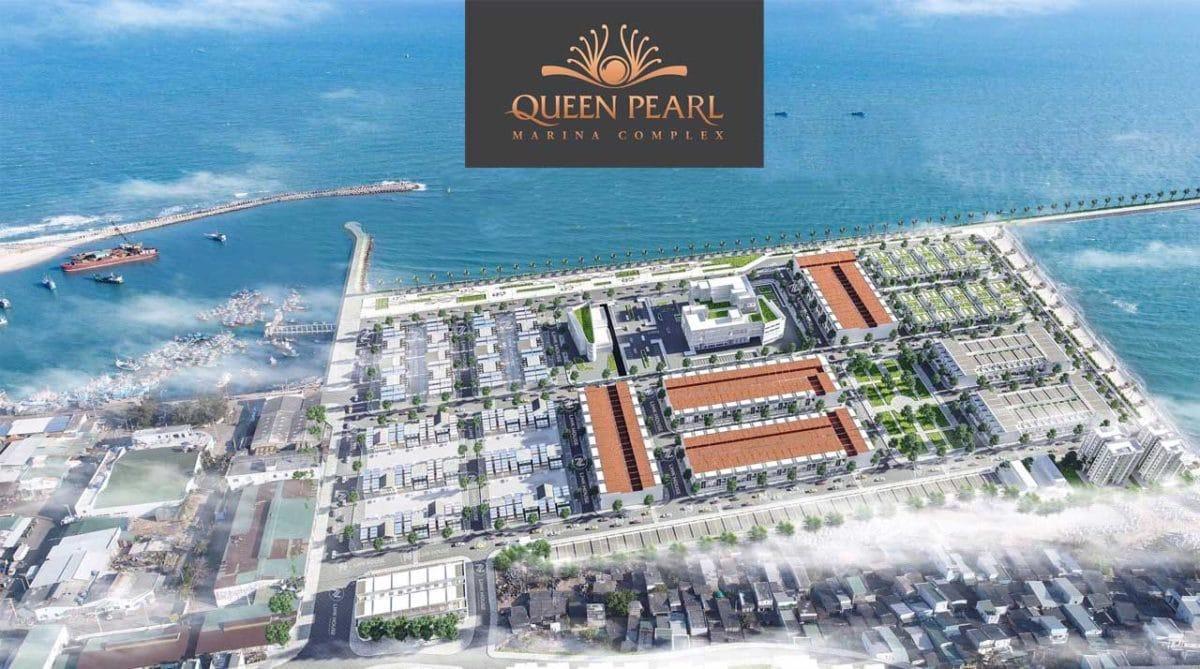 Dự án Queen PearlMarina Complex Bình Thuận