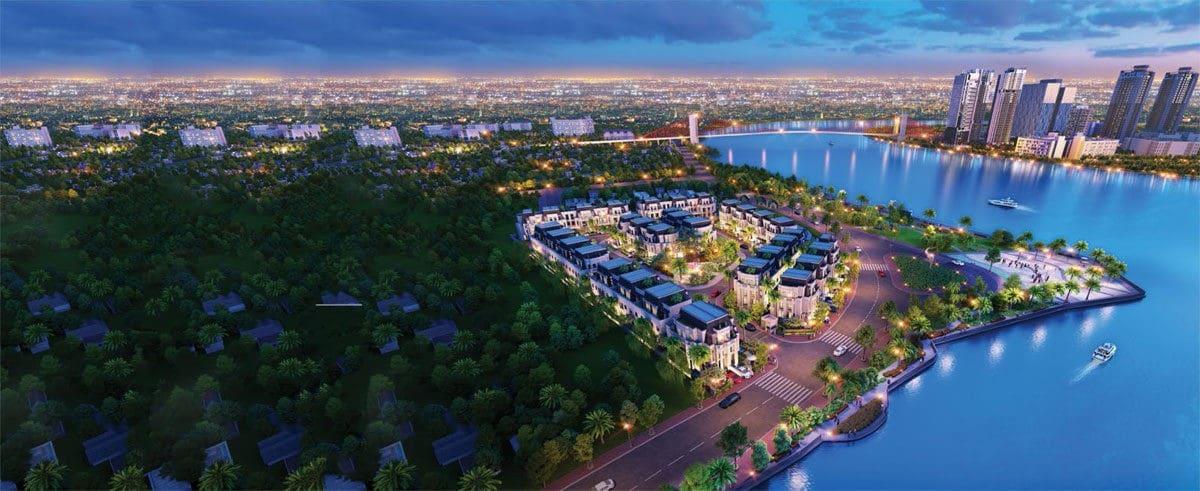 Dự án Biệt thự Pi Home An Phú Đông