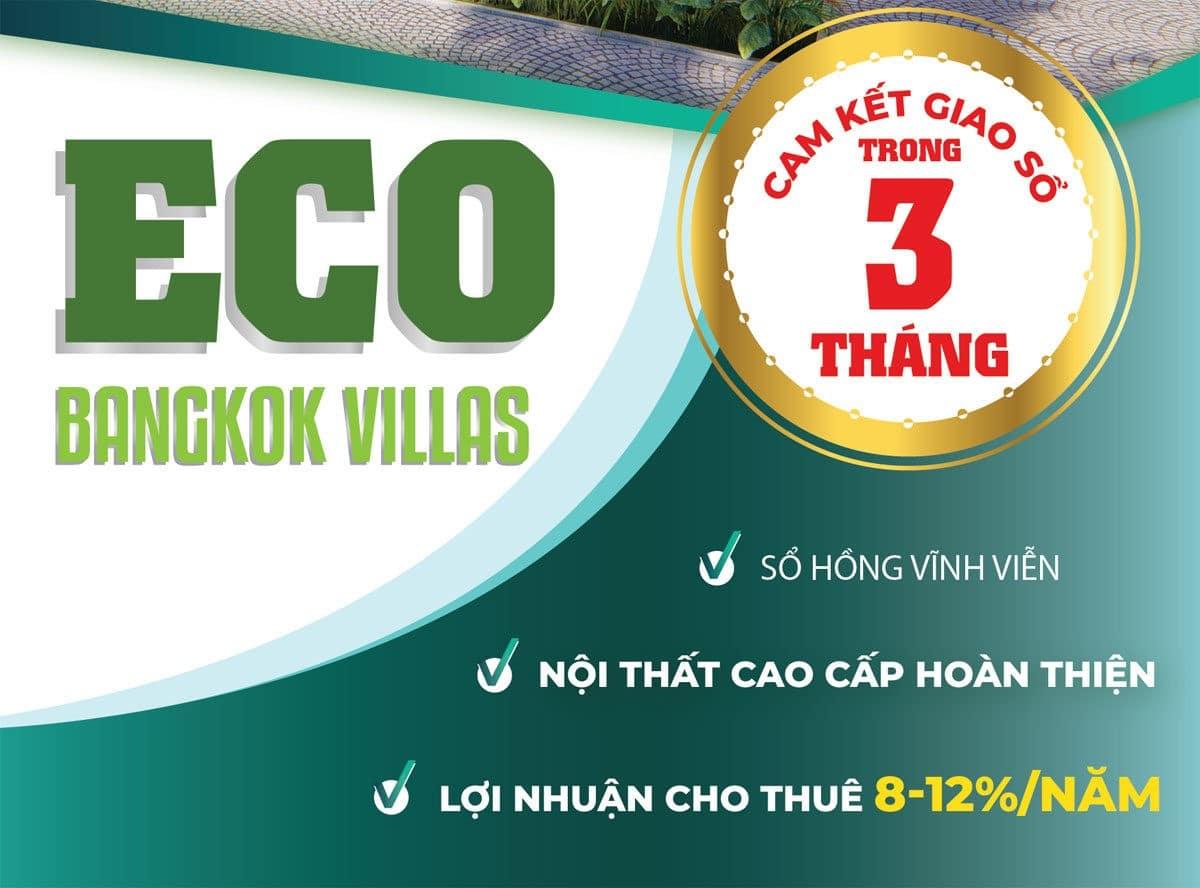 gia ban eco bangkok villas - ECO BANGKOK VILLAS DỰ ÁN BIỆT THỰ BÌNH CHÂU