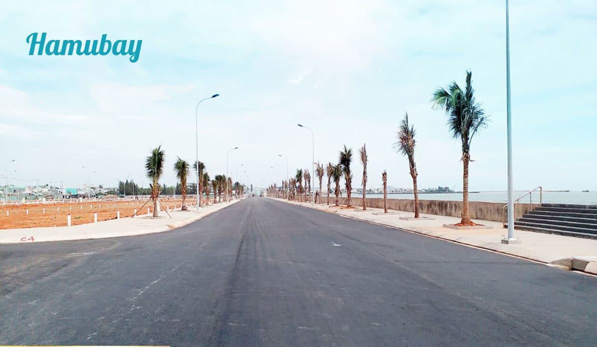 Hình ảnh thực tế Dự án Hamubay Phan Thiết