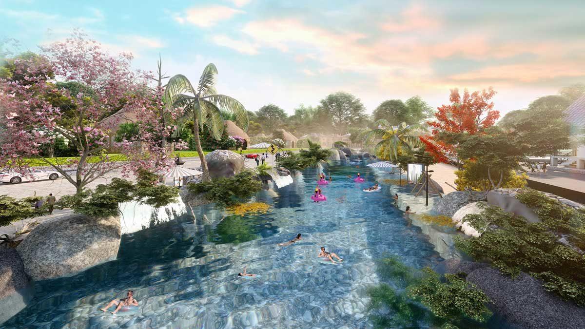 hoi boi tuyet dep tai du an eco bangkok villas - ECO BANGKOK VILLAS DỰ ÁN BIỆT THỰ BÌNH CHÂU