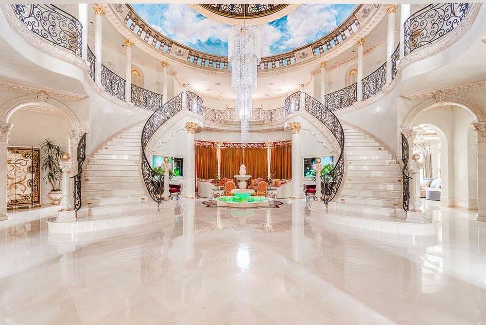 sảnh đón khách paris hoàng kim - DỰ ÁN CĂN HỘ PARIS HOÀNG KIM QUẬN 2