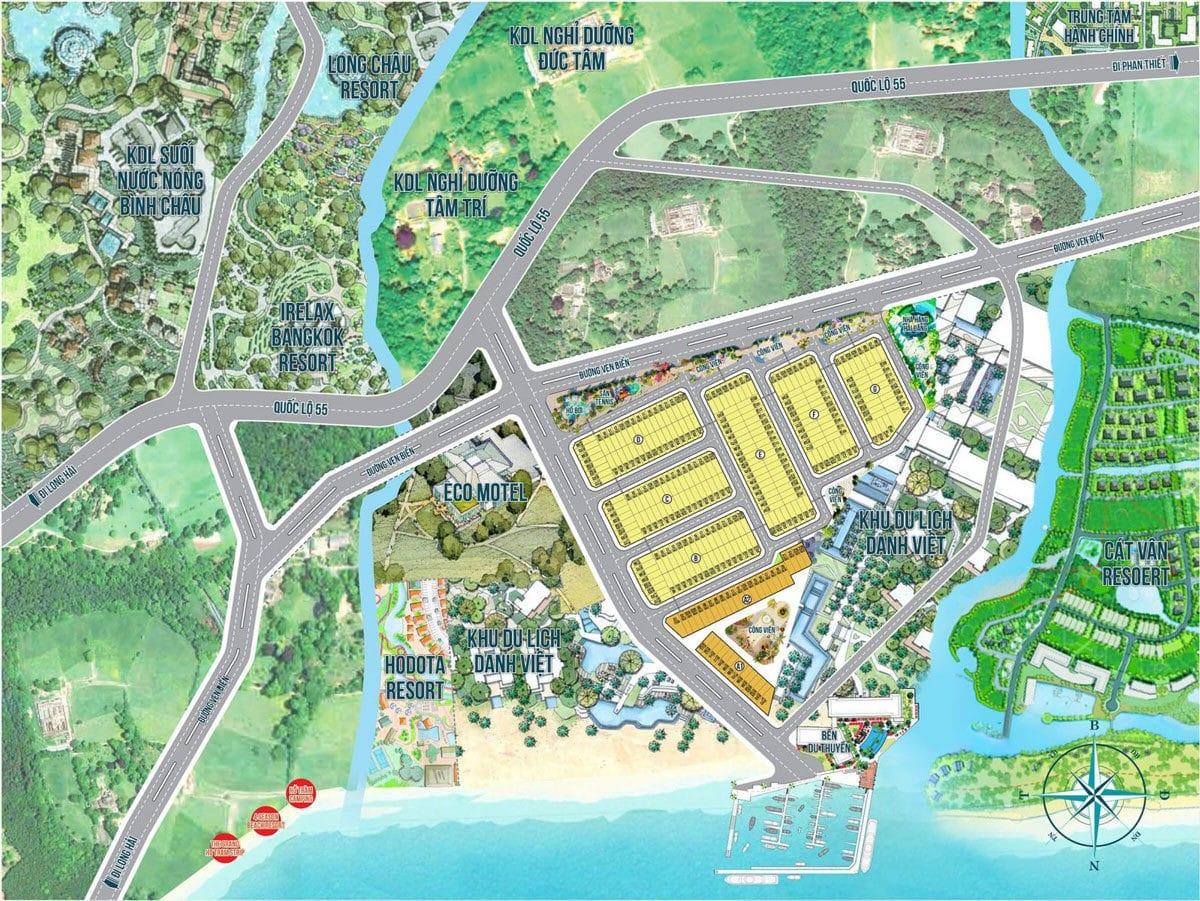 Dự án SeaMall Bình Châu