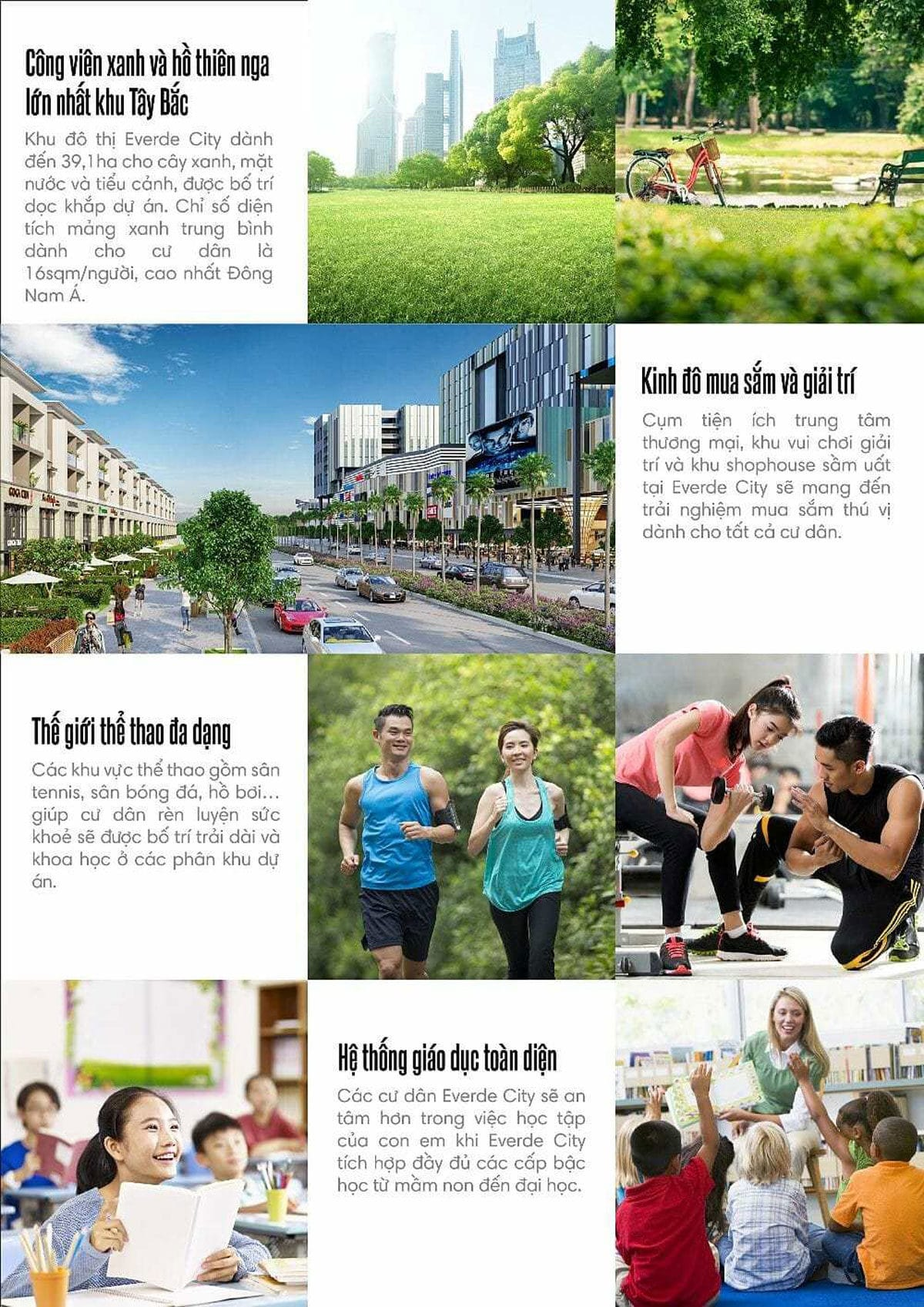 tien ich lavilla green city - DỰ ÁN LAVILLA GREEN CITY LONG AN