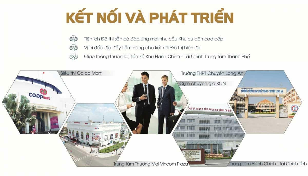 tien ich noi khu du an lavilla green city - DỰ ÁN LAVILLA GREEN CITY LONG AN