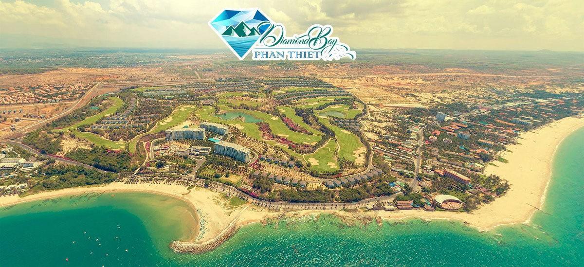 Toàn cảnh Dự án Diamond Bay Phan Thiết