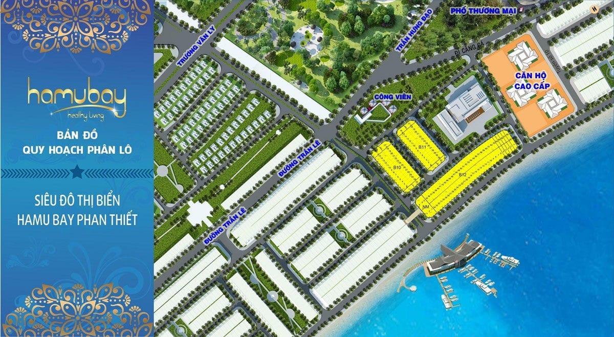 Dự án Hamubay Phan Thiết