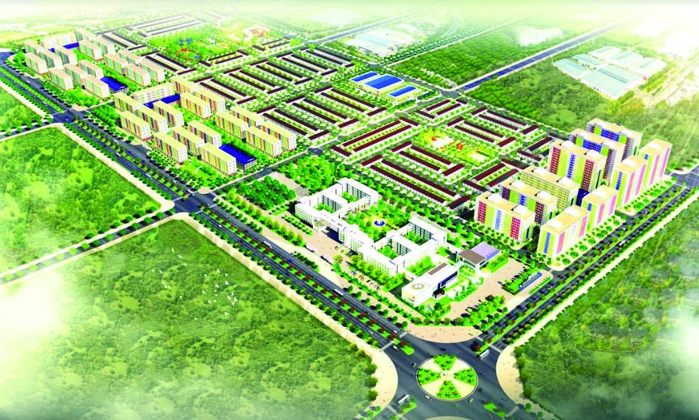 DTA City Nhơn Trạch - DỰ ÁN KHU ĐÔ THỊ DTA CITY