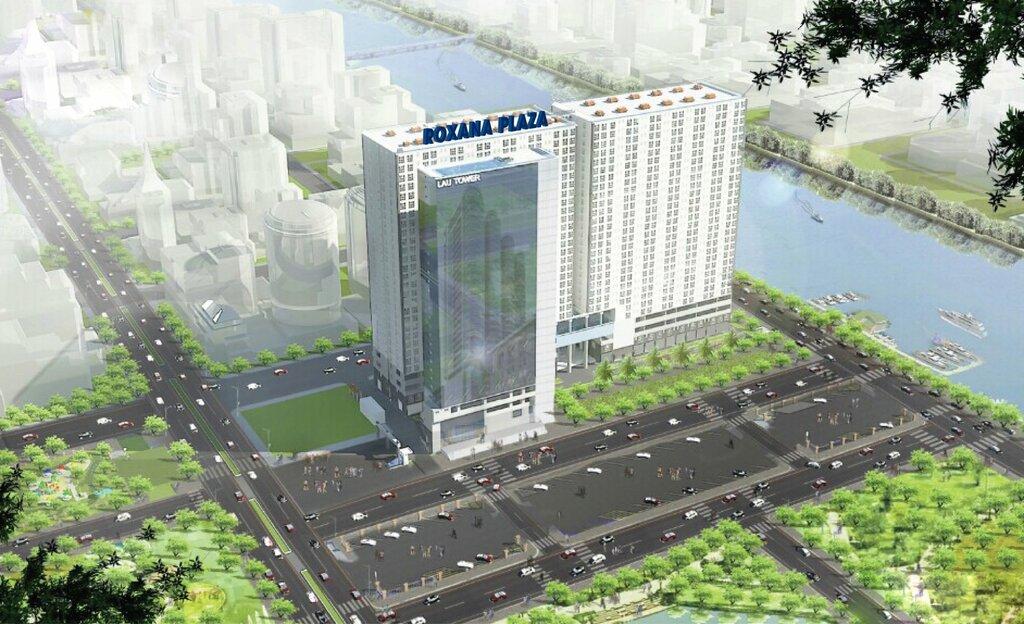 Roxana Plaza Danh Khôi Real - CĂN HỘ ROXANA PLAZA BÌNH DƯƠNG