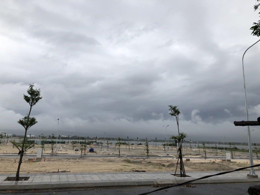Tiến độ hiện tại Cam Ranh City Gate