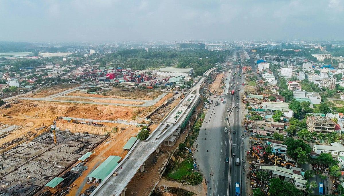 Những hình ảnh mới nhất về Dự án Bến xe miền Đông mới 4.000 tỷ đồng