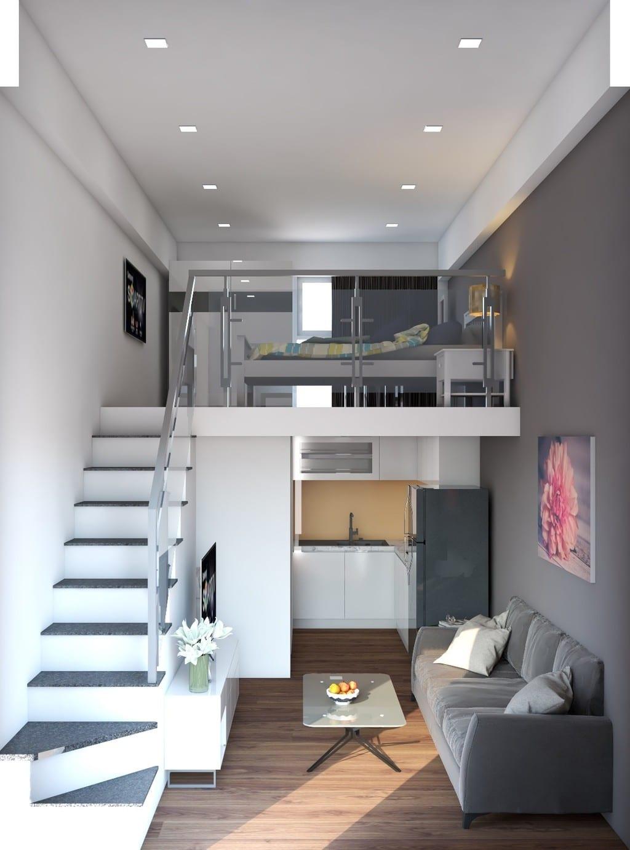 căn hộ có lửng 9x house - DỰ ÁN CĂN HỘ 9X HOUSE