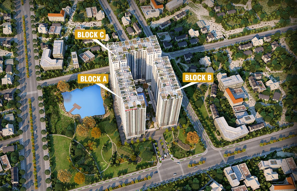 Căn hộ Prosper Plaza Phan Văn Hớn Quận 12