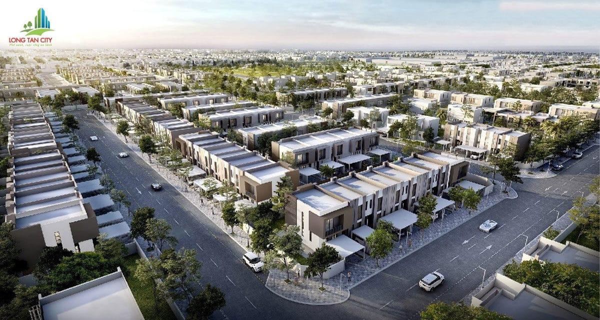phoi canh long tan city - DỰ ÁN LONG TÂN CITY NHƠN TRẠCH ĐỒNG NAI