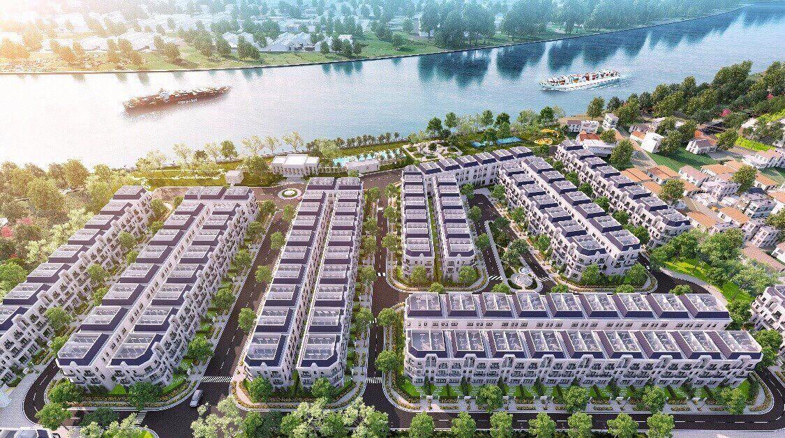 Dự án Solar City Bến Lức Long An