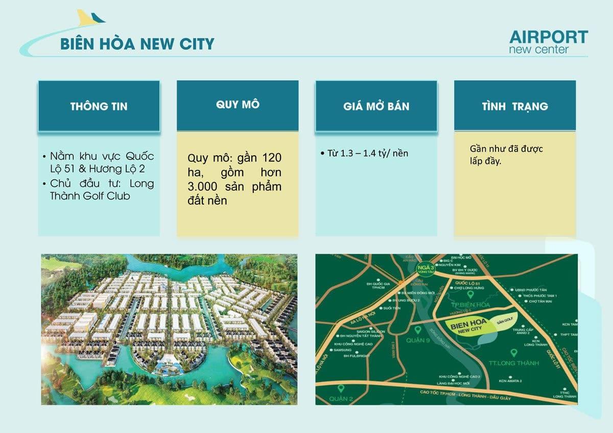 thong tin du an bien hoa new city - DỰ ÁN AIRPORT NEW CENTER LONG THÀNH ĐỒNG NAI